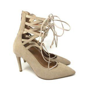 Free People Jeffrey Campbell Hierro Pump Shoes 6.5